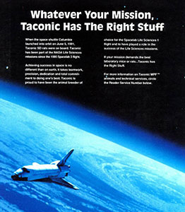 NASA advertisement
