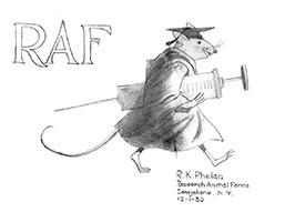 Research Animal Farms logo