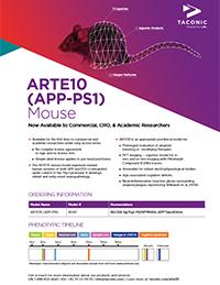 ARTE10 (APP-PS1) Mouse