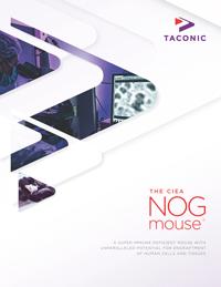 The CIEA NOG mouse