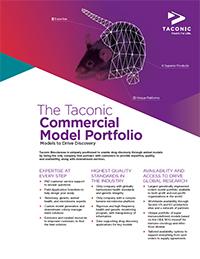 Commercial Model Portfolio Flyer
