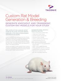 CRISPR Custom Rats