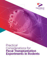 Practical Considerations for Fecal Transplantation Experiments in Rodents