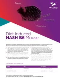 Diet Induced NASH B6