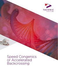 Speed Congenics or Accelerated Backcrossing