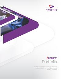 tADMET Portfolio