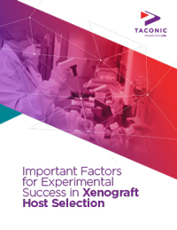 Xenograft Host Selection