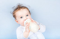 photo from Baby Formula Feeding and the Infant Microbiome