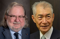 photo from 2018 Nobel Prize in Physiology or Medicine Awarded to Two Immunologists