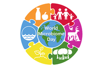 photo from World Microbiome Day 2019