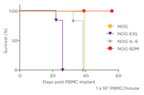 photo from Which mouse model is best for engrafting human PBMCs?