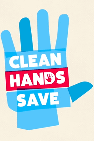 Clean Hands Save