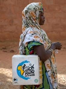 Kick Polio Out of Nigeria
