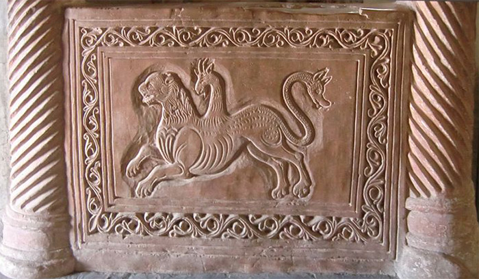 Mythological Chimera