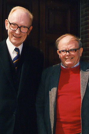W.M.S. Russell and R.L. Burch
